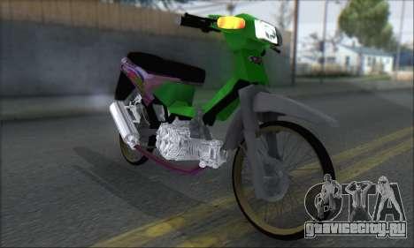 Kawasaki Kaze R для GTA San Andreas