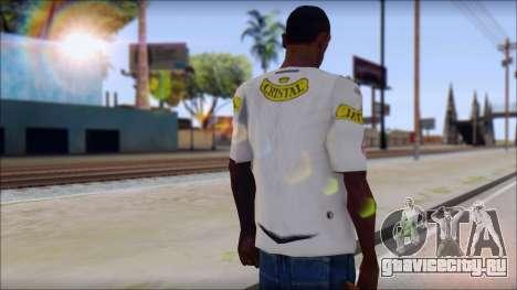 Colo Colo 09 T-Shirt для GTA San Andreas второй скриншот