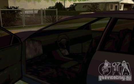 HSV VT GTS для GTA San Andreas вид справа
