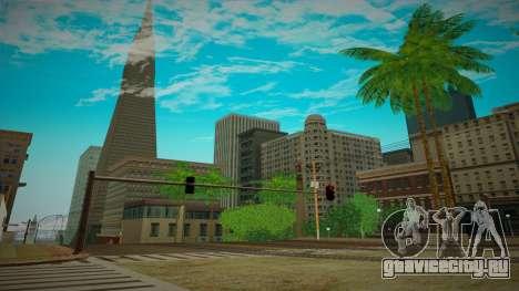 ENBSeries для мощных ПК для GTA San Andreas