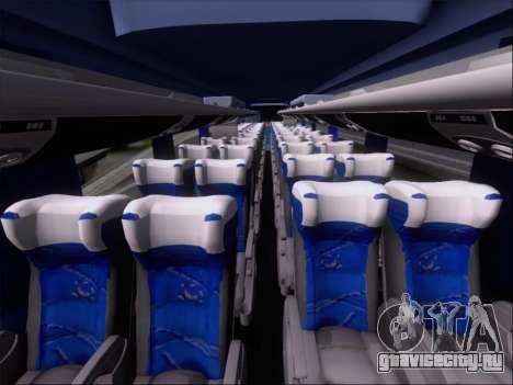 Marcopolo Paradiso 1200 Harapan Jaya для GTA San Andreas вид снизу