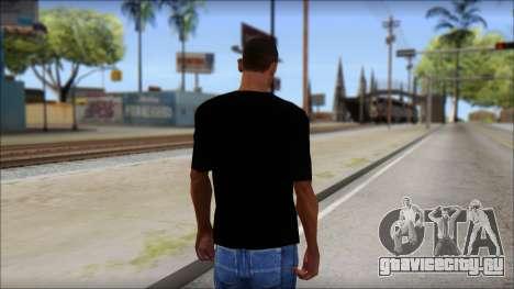 Metallica Master Of Puppets T-Shirt для GTA San Andreas второй скриншот