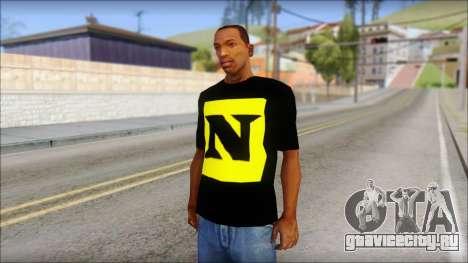WWE Nexus T-Shirt для GTA San Andreas