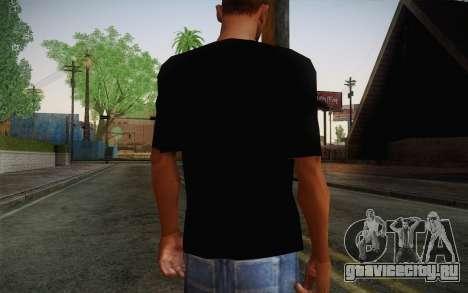 Batman Swag Shirt для GTA San Andreas второй скриншот