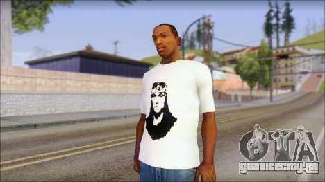 Axl Rose T-Shirt Mod для GTA San Andreas