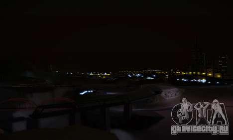 ENBSeries for low PC v2 fix для GTA San Andreas пятый скриншот