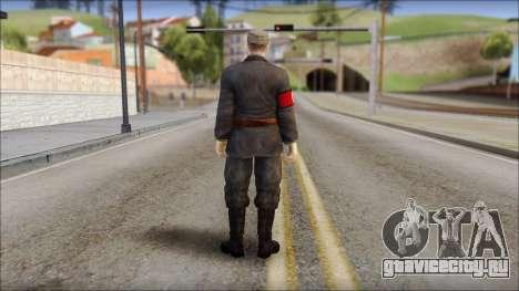 Kriegsmarine для GTA San Andreas второй скриншот