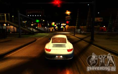 SA_New ENB для GTA San Andreas второй скриншот