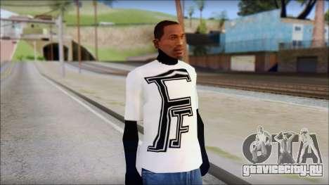 Fabri Fibra T-Shirt для GTA San Andreas