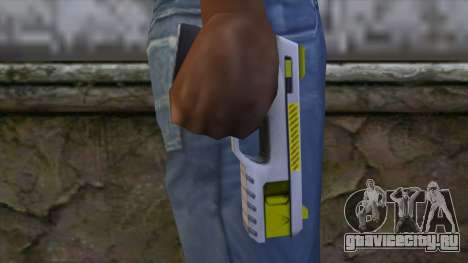Stun Gun from GTA 5 для GTA San Andreas третий скриншот
