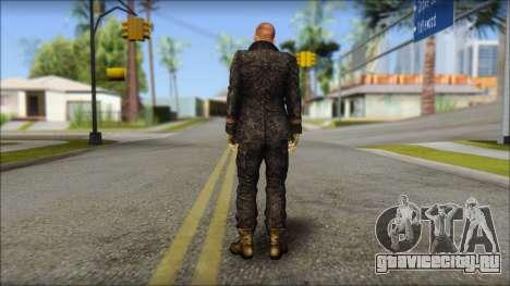 Jake Muller from Resident Evil 6 для GTA San Andreas второй скриншот