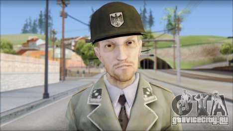 Wehrmacht soldier для GTA San Andreas третий скриншот