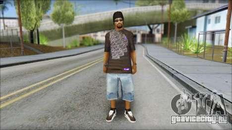 Street Gangster для GTA San Andreas