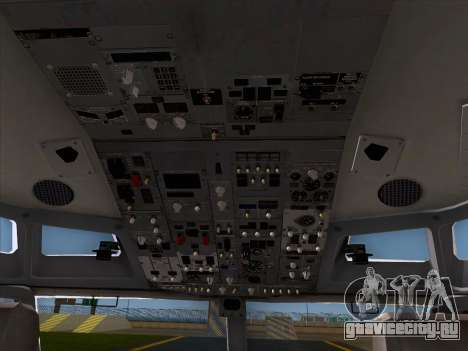 Boeing 737-800 Qantas для GTA San Andreas
