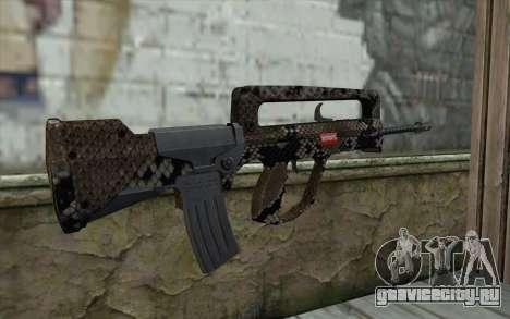 Famas-S для GTA San Andreas второй скриншот