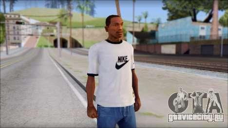 Nike Shirt для GTA San Andreas