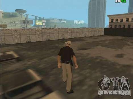 Click Warp для GTA San Andreas второй скриншот