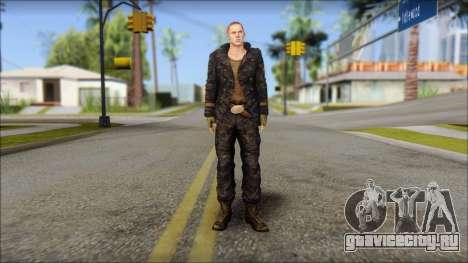Jake Muller from Resident Evil 6 для GTA San Andreas