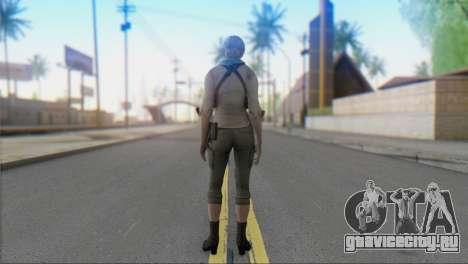 Sherry Birkin Asia from Resident Evil 6 для GTA San Andreas второй скриншот