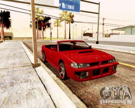 Sultan Кабриолет для GTA San Andreas