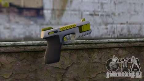 Stun Gun from GTA 5 для GTA San Andreas второй скриншот