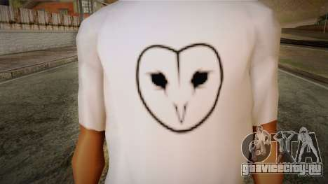 Dreambirds T-Shirt для GTA San Andreas третий скриншот
