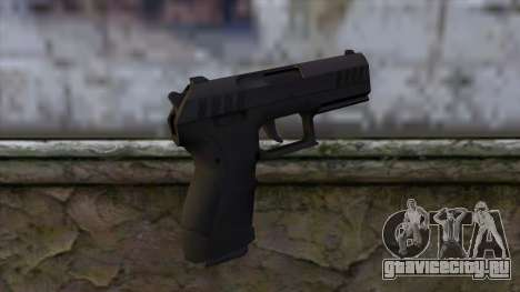 Combat Pistol from GTA 5 для GTA San Andreas второй скриншот