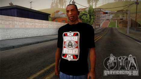 Netral T-Shirt для GTA San Andreas