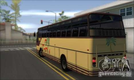 Setra S215 HD для GTA San Andreas вид сзади слева