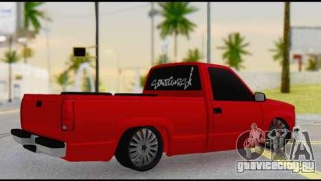 Chevrolet CK 1500 для GTA San Andreas