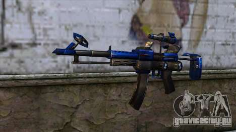 CartBlue from CSO NST для GTA San Andreas