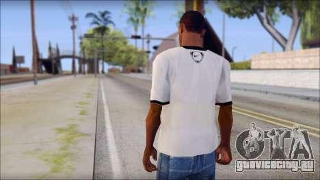 Nike Shirt для GTA San Andreas второй скриншот