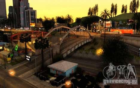Graphical shell for SA для GTA San Andreas двенадцатый скриншот