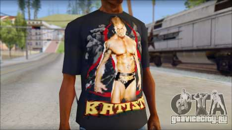Batista Shirt v1 для GTA San Andreas третий скриншот
