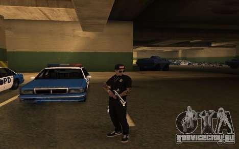 Swag Police для GTA San Andreas третий скриншот