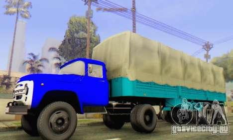 Полуприцеп ЗиЛ 130В для GTA San Andreas