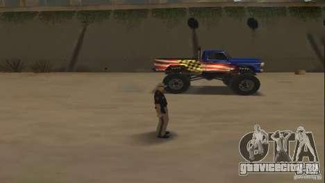 Дистанционное управление автомобилем для GTA San Andreas третий скриншот