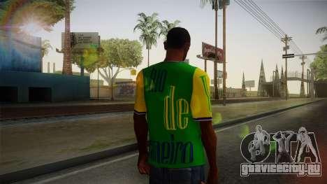 RIO T-Shirt для GTA San Andreas второй скриншот