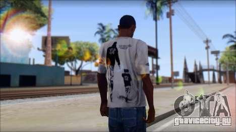 Terror T-Shirt Hardcore для GTA San Andreas второй скриншот