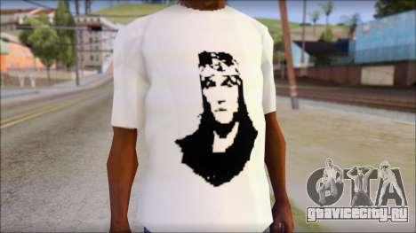 Axl Rose T-Shirt Mod для GTA San Andreas третий скриншот