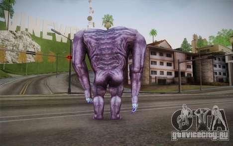 Gnaar from Serious Sam для GTA San Andreas второй скриншот