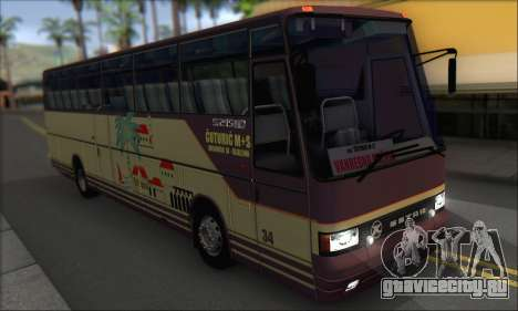 Setra S215 HD для GTA San Andreas