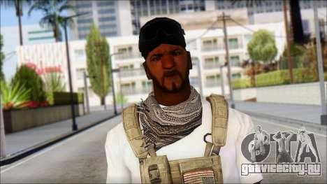 Sweet Mercenario для GTA San Andreas