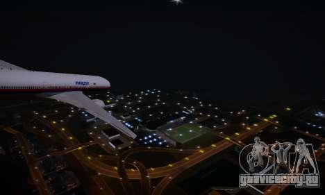 ENBSeries for low PC v2 fix для GTA San Andreas четвёртый скриншот