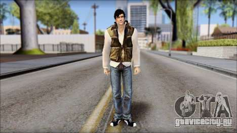 Alex from Prototype Alpha Texture для GTA San Andreas