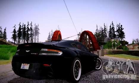 ENBSeries for low PC v2 fix для GTA San Andreas второй скриншот
