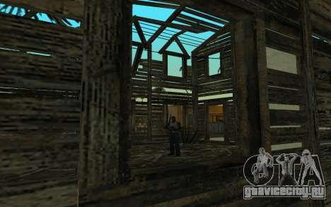 Дом из Call of Duty 4 для GTA San Andreas третий скриншот