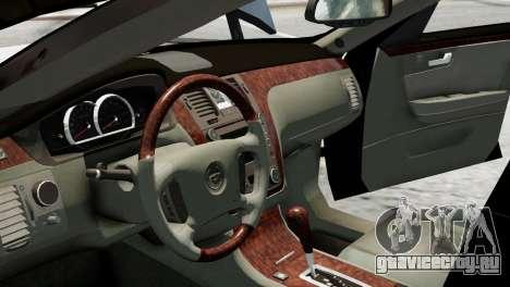 Cadillac DTS 2006 v1.0 для GTA 4 вид справа