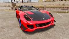Ferrari F599 XX Evoluzione Simple CarbonFiber