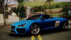 Obey 9F Cabrio для GTA San Andreas